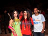 Sunny Leone, Shaira Khan, Bobby Khan