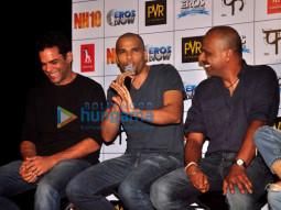 Vikramaditya Motwane, Neil Bhoopalam, Navdeep Singh