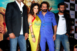 Mohit Alawat, Sunny Leone, Jas Arora, Jay Bhanushali