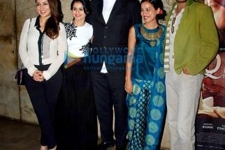 Tisca Chopra, Rasika Duggal, Anup Singh, Tillotama Shome, Irrfan Khan
