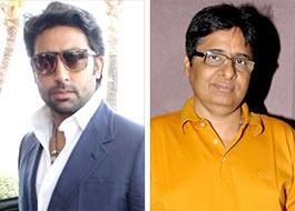 Abhishek Bachchan to work with Vashu Bhagnani after 13 years