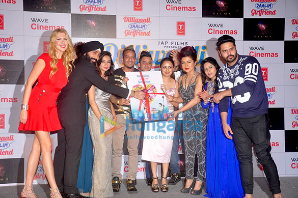 Audio release of 'Dilliwaali Zaalim Girlfriend'