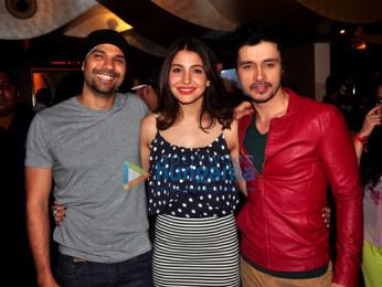 Neil Bhoopalam, Anushka Sharma, Darshan Kumaar