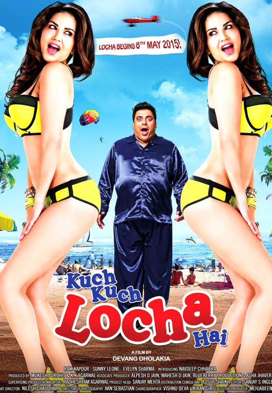 Kuch Kuch Locha Hai Movie Poster