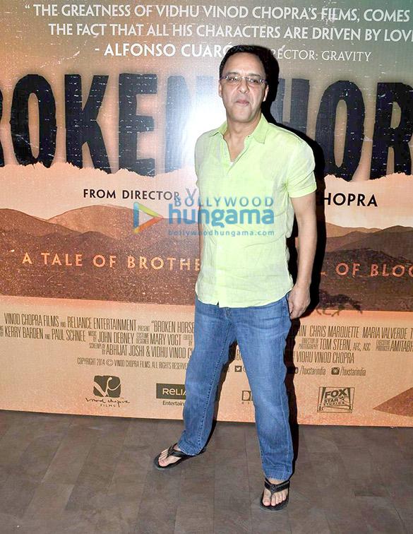 Special screening of Hollywood film 'Broken Horses'