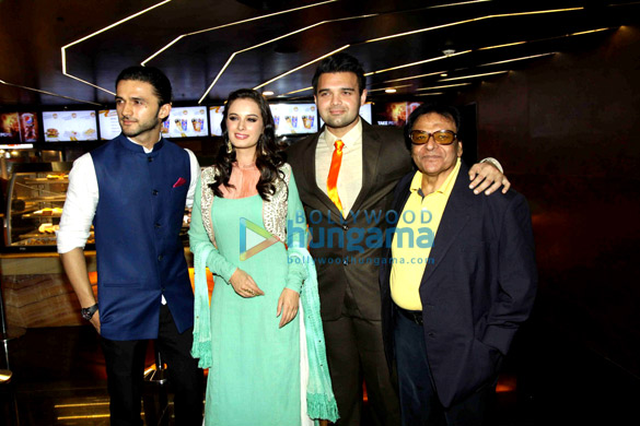 Audio release of 'Ishqedarriyaan'