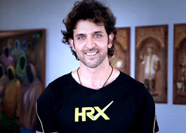 Hrithik Roshan collaborates with Myntra for HRX Signature collection