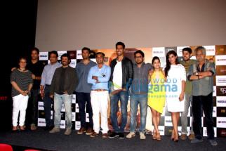 Guneet Monga, Vikramaditya Motwane, Manish Mundra, Vikas Bahl, Neeraj Ghaywan, Vicky Kaushal, Shweta Tripathi, Richa Chadda, Sanjay Mishra