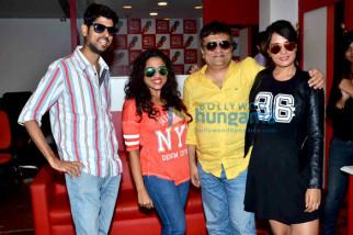 Varun Grover, RJ Malishka, Swanand Kirkire, Richa Chadda