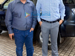 Kumar Mangat Pathak, Ajit Andhare
