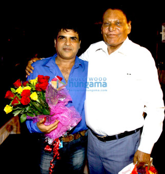 Chandrakant Singh, C G Patel