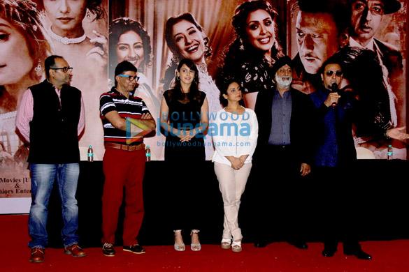 Rohit Kaushik, Hrishita Bhatt, Divya Dutta, Inderjit Singh Daheley, Gulshan Grover