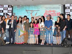 Aakash Dahiya, Shoeb Ahmed, Zeishan Quadri, Soundarya Sharma, Jatin Sarna, Nushrat Bharucha, Vansh Bhardwaj