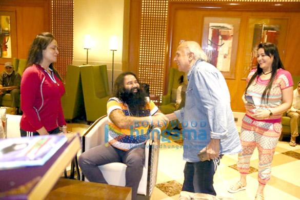 Bollywood congratulates Saint Gurmeet Ram Rahim Singh Ji Insan for his film 'MSG 2 – The Messenger'