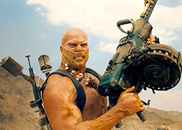 Mad Max villain Nathan Jones to feature in A Flying Jatt