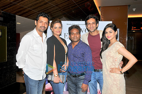 Trailer & music launch of the film 'Love Exchange'