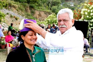 Fauzia Arshi, Om Puri