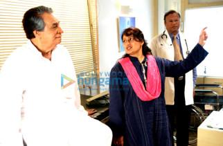 Kader Khan, Fauzia Arshi