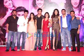 Luv Ranjan, Omkar Kapoor, Ishita Sharma 1, Kartik Aaryan, Nushrat Bharucha, Sonalli Sehgall, Sunny Singh Nijjar, Abhishek Pathak