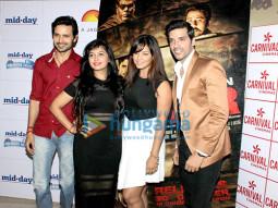 Kranti Prakash Jha, Aarti Puri, Neetu Chandra, Deepak Singh