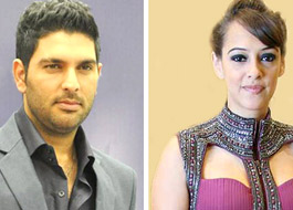 Cricketer Yuvraj Singh gets engaged to actress Hazel Keech