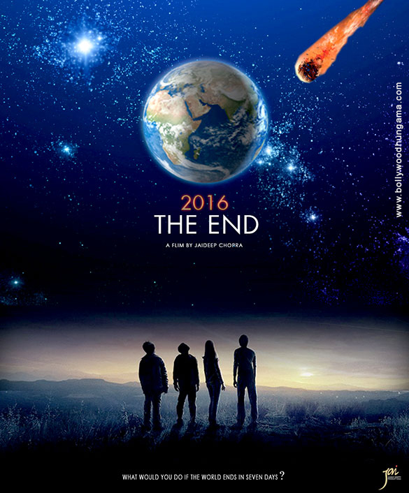 2016 The End