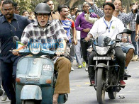 Amitabh Bachchan, Sujoy Ghosh