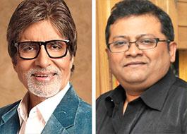 Amitabh Bachchan in Bengali director Aniruddha Roy Choudhuri's first film, Shoojit Sircar to produce