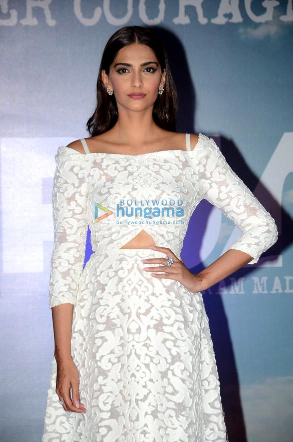 First look launch of Sonam Kapoor starrer 'Neerja'