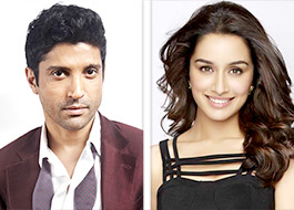 Farhan Akhtar - Shraddha Kapoor croon a duet in Rock On 2