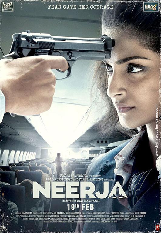 Neerja Cover