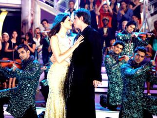 Movie Still From The Film Dulha Mil Gaya,Sushmita Sen,Shahrukh Khan