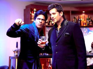 Movie Still From The Film Dulha Mil Gaya,Shahrukh Khan,Fardeen Khan