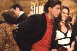 Movie Still From The Film Kabhi Alvida Naa Kehna,Shahrukh Khan,Preity Zinta