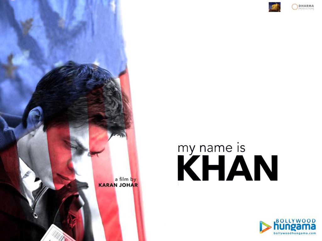 My Name Is Khan 2010 Wallpapers Kajolshahrukh Khan 2 Bollywood Hungama