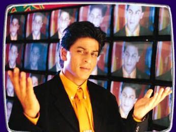 Movie Still From The Film Phir Bhi Dil Hai Hindustani Featuring Shahrukh Khan