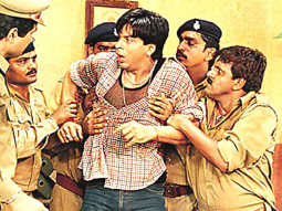 Movie Still From The Film Shakti - The Power Featuring Shahrukh Khan