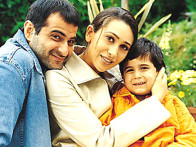 Movie Still From The Film Shakti - The Power Featuring Karisma Kapoor,Sanjay Kapoor