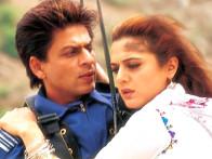 Movie Still From The Film Veer Zaara Featuring Preity Zinta,Shahrukh Khan