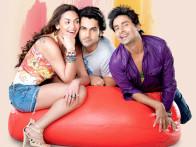 On The Sets Of The Film Tell Me O Kkhuda Featuring Esha Deol,Arjan Bajwa,Chandan Roy Sanyal