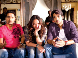 On The Sets Of The Film Tell Me O Kkhuda Featuring Arjan Bajwa,Esha Deol,Chandan Roy Sanyal