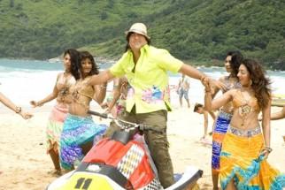 Movie Still From The Film Partner Featuring Govinda
