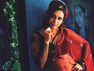 Movie Still From The Film Saawariya Featuring Rani Mukherjee
