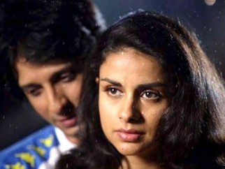 Movie Still From The Film Hello,Sharman Joshi,Gul Panag