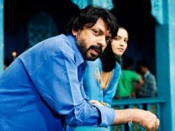 On The Sets Of The Film Saawariya Featuring Sanjay Leela Bhansali,Sonam Kapoor
