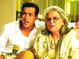 Movie Still From The Film Maine Pyaar Kyun Kiya Featuring Salman Khan,Beena Kak