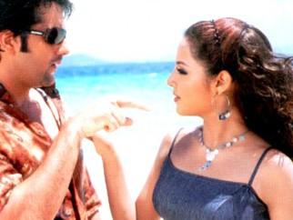 Movie Still From The Film No Entry FeaturingAnil Kapoor,Bipasha Basu
