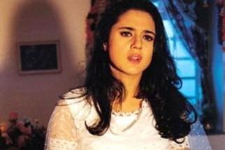 Movie Still From The Film Chori Chori Chupke Chupke Featuring Preity Zinta
