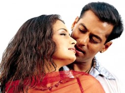 Movie Still From The Film Tumko Na Bhool Paayenge Featuring Dia Mirza,Salman Khan