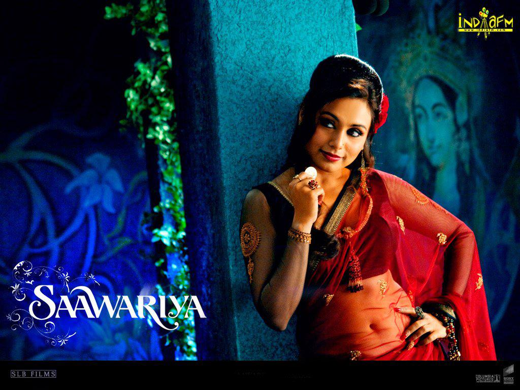 saawariya 2007 wallpapers | rani-mukerji-25 - bollywood hungama